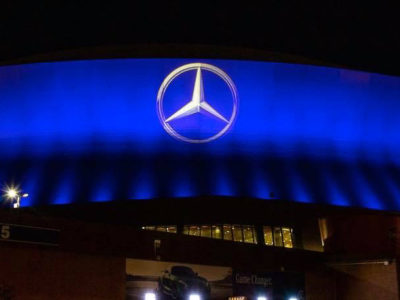 Mercedes-Benz Superdome, Louisiana