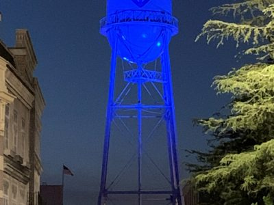 Warner Bros Water Tower